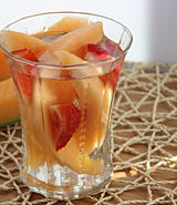 Easy Infused Water, spa water recipes
