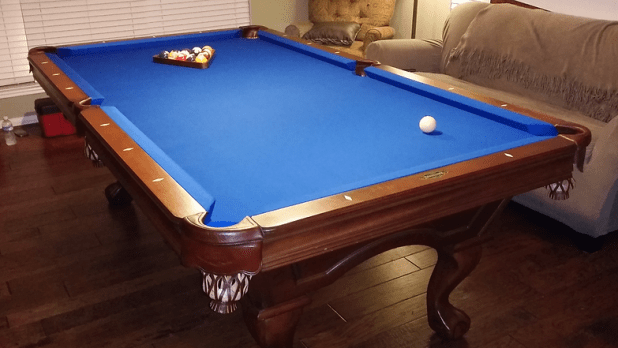 Disassemble Olhausen Pool Table Brokeasshome Com
