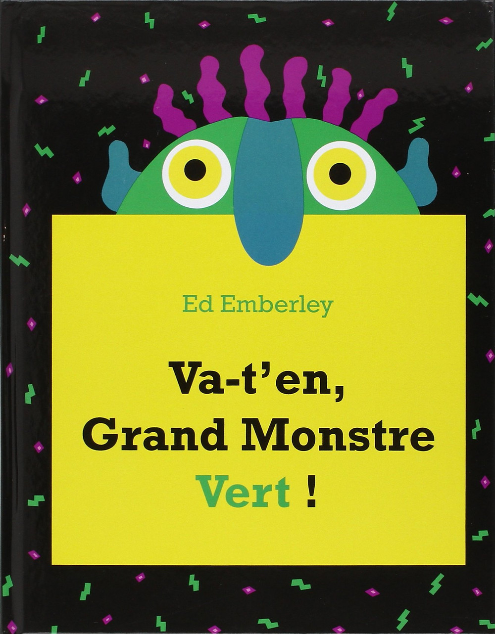 Va-t'en, Grand Monstre! - YouTube