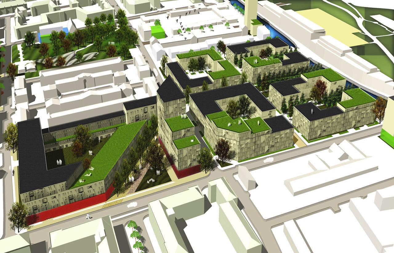 DESIGN GENESIS Urban Design