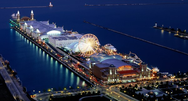 Navy Pier - Theme Park In Chicago Thousand Wonders