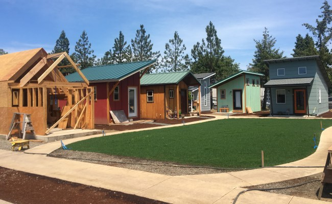 Oregon S Newly Proposed Tiny House Code
