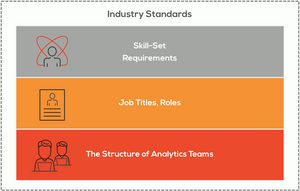 Analytics and Data Science Industry Standards. Role Title definitions, Skill-set Requirements and Team Structures