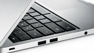 chromebook pixel google with ports