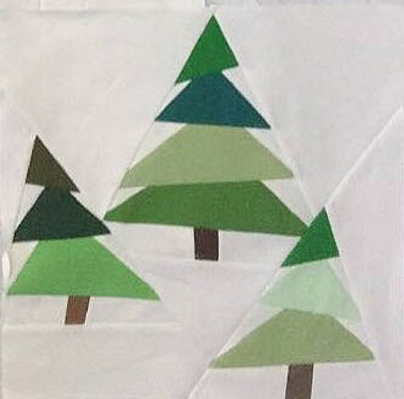 Quilt Knowledge Tree Pattern