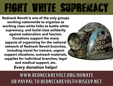 Image result for redneck revolt