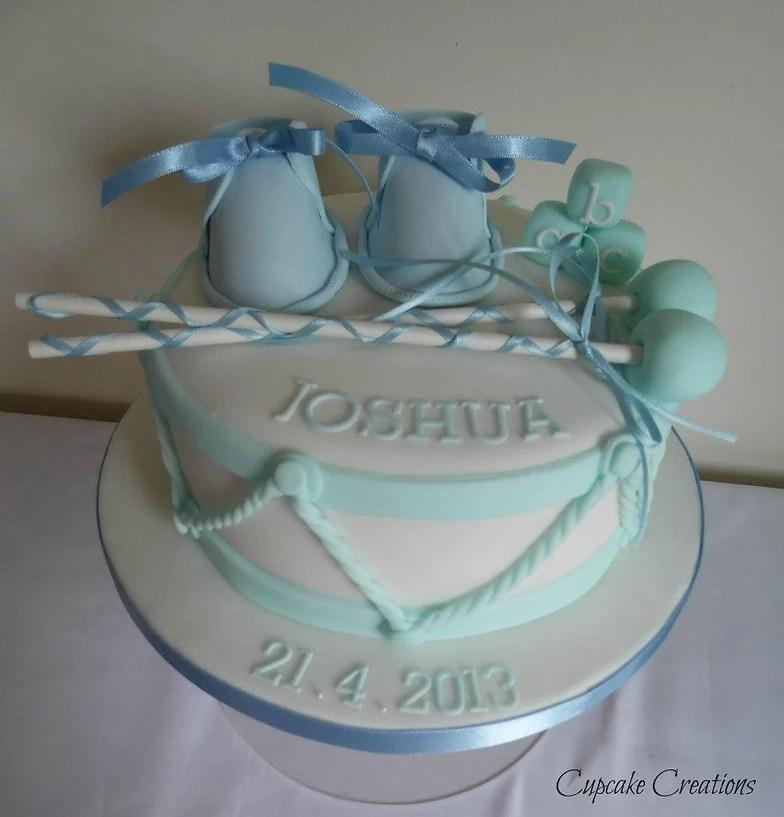 christening cakes in halifax