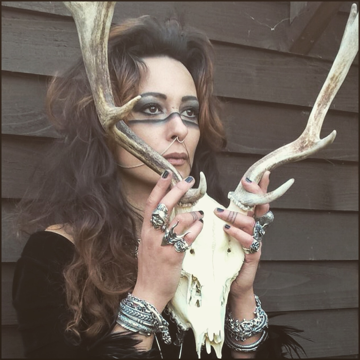 The Wildness Jewellery Stefania Crasta