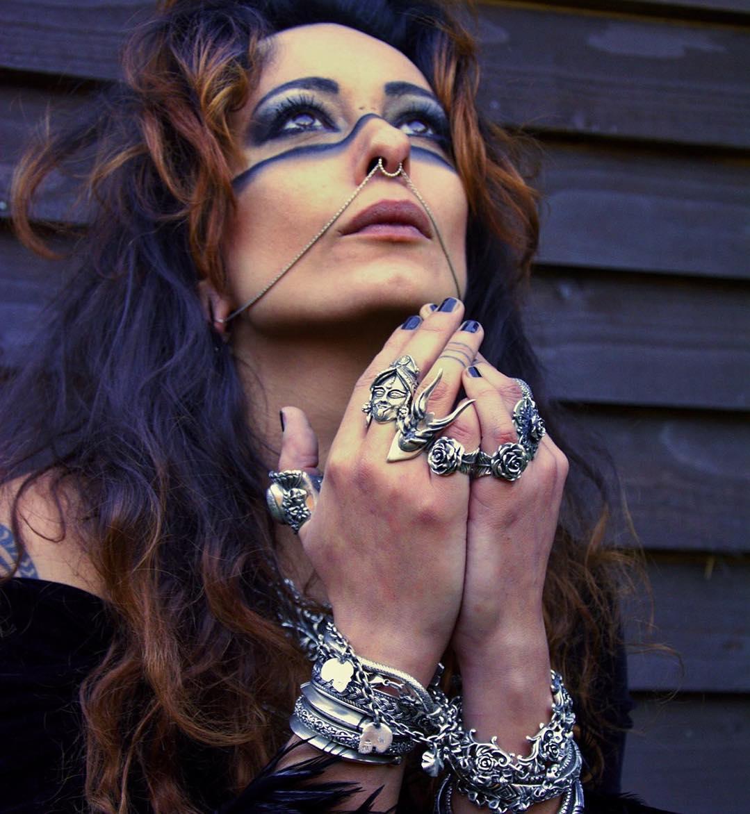 Stefania Crasta The Wildness Jewellery