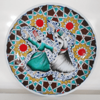 Turkish Ceramic Plates, Iznik Ceramic Plates, Ceramic Tiles