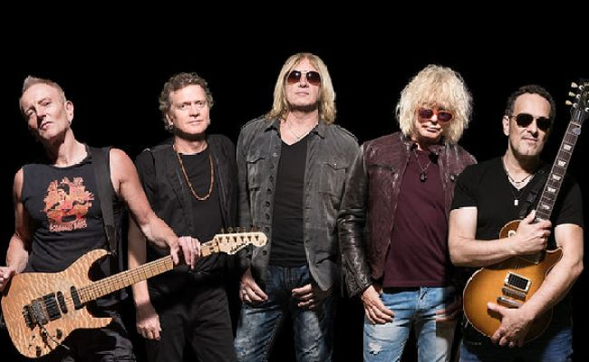 Def Leppard Are Among The Nominees For Induction Into The