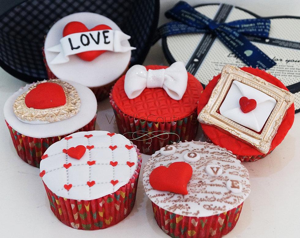 VanilleCouture Cupcakes Decorados DF