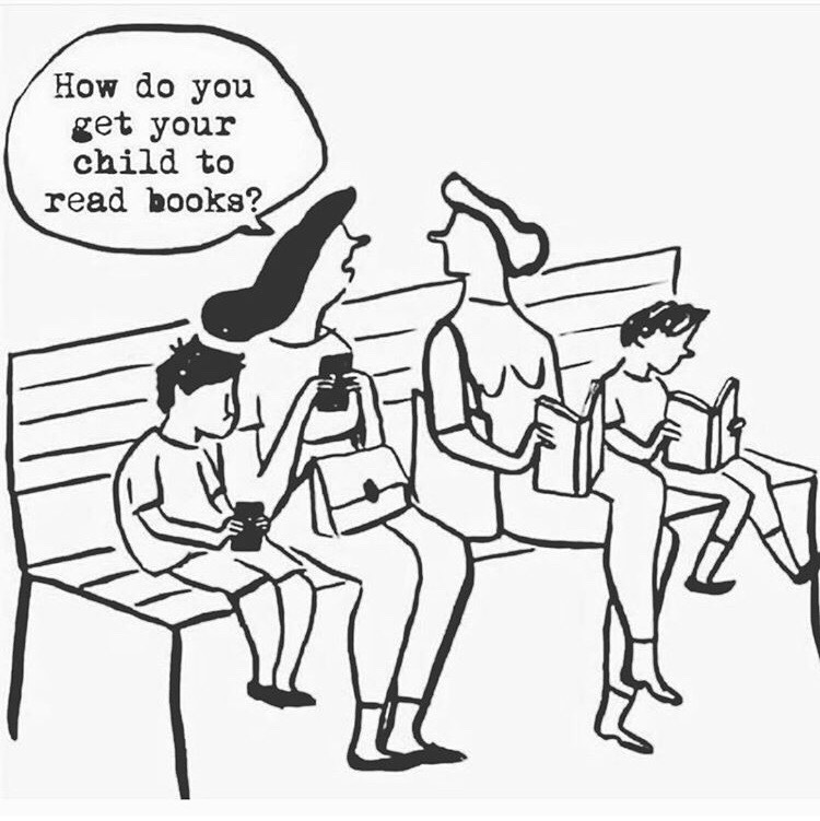 How are we Causing Technology Addiction in our Children?