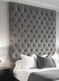 Upholstered Wall Panels | Custom Beds and Headboards