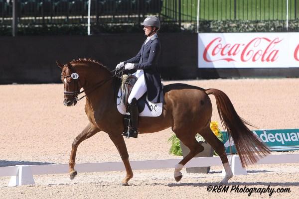 Meet Team Tate Dressage Horses Jessica Jo