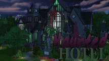 Haunted House Sims 4