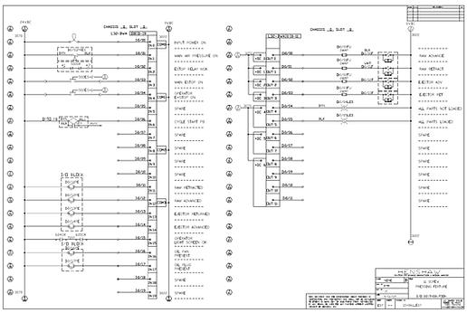 Machine Controls: Panel Build, PLC Programming, CAD Design