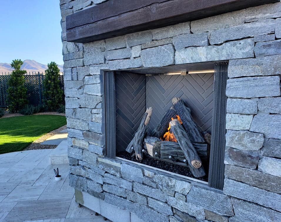 outdoor fireplaces hearth home
