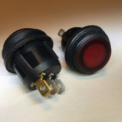 Illuminated Marine Rocker Switches Mg Tf Electrical Wiring Diagram 2 Grade