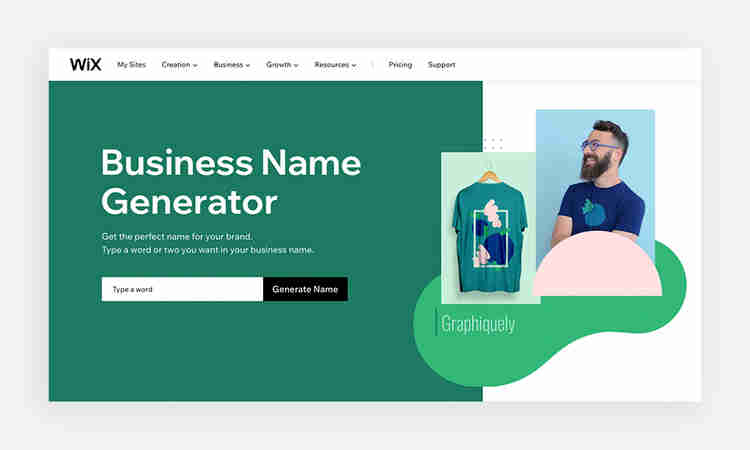 business name generator tool to help you pick a podcast name