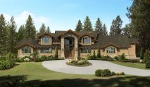 Tuscan Style Home Designs