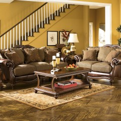 Ashley Leather Sofas And Loveseats Best Sofa Brands In India Super Deal Furniture Gallery 84303 Claremore