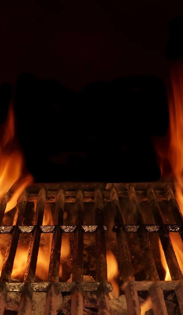 hearthside grill and fireplace