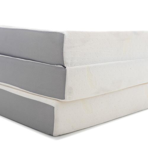 6 Inch Memory Foam Tri Fold Mattress Full