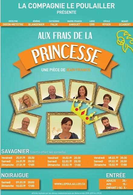Au Frais De La Princesse : frais, princesse, 2019-, Frais, Princesse, Lepoulailler
