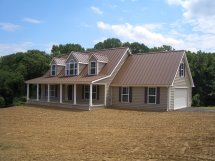Modular Homes with Metal Roofs