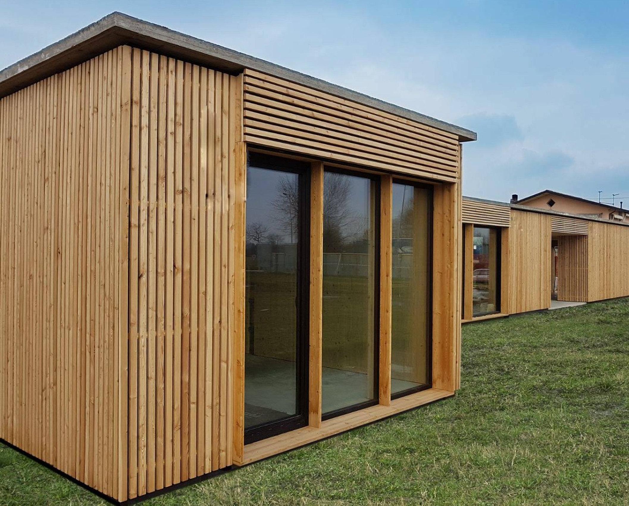 Prima Casa Passiva la tua casa passiva prefabbricata in legno a Verona