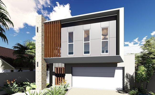 Small Lot Homes Narrow Block Designs Brisbane