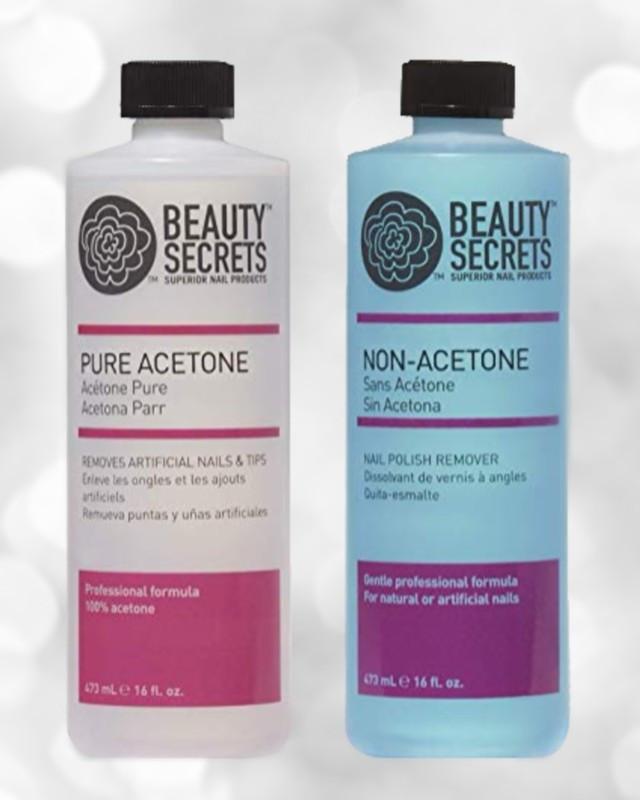 Acetone Vs Non Acetone Nail Polish Remover : acetone, polish, remover, Acetone