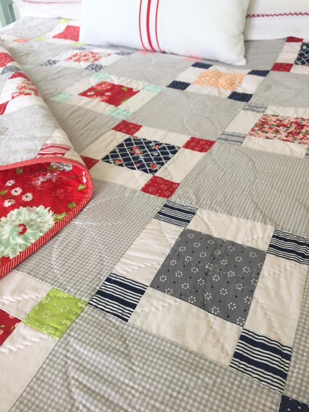 Hand Quilting Stitch Patterns : quilting, stitch, patterns, Simple, Quilting, Ideas...