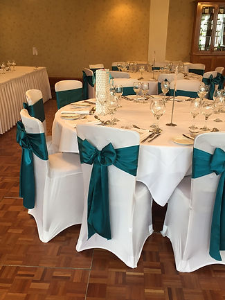 hire chair covers glasgow swing mumbai cover and sash 2 50