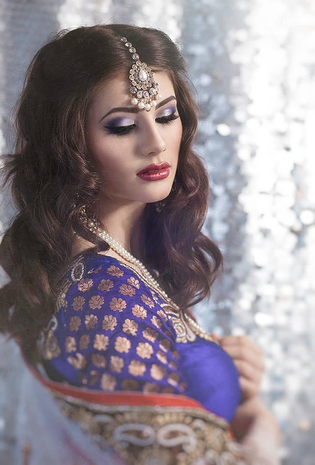 Edmonton Makeup Artists East Indian Bridal Makeup