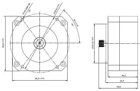 High Torque Brushless Dc Motor 12V Brushless Motor Wiring
