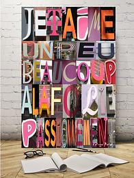 Serie Je T'aime Un Peu Beaucoup : serie, t'aime, beaucoup, T'aime, Beaucoup, Decoration