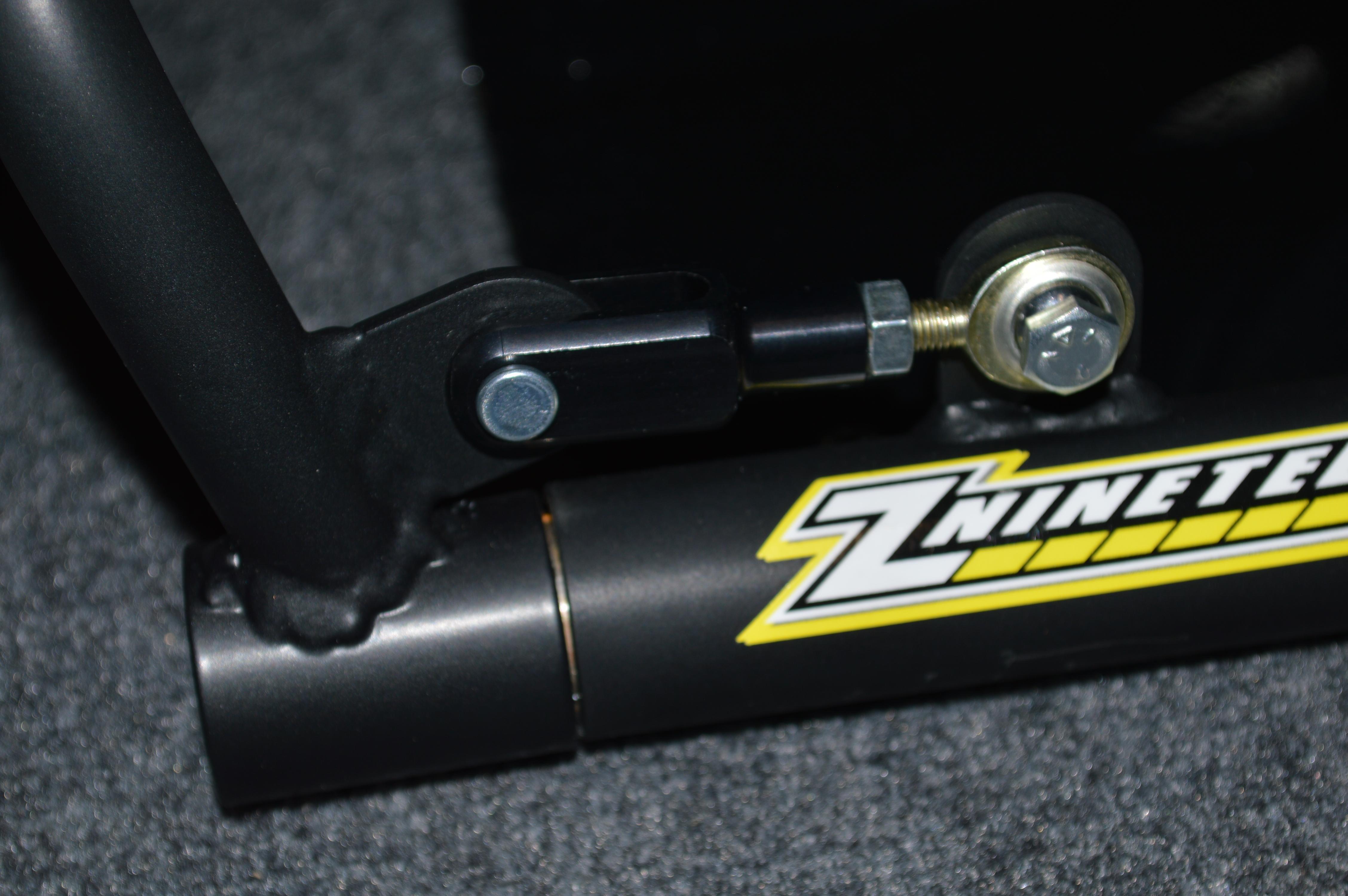 hight resolution of slip fit rear bumper