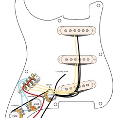 Strat Wiring Diagram Bridge Tone Parallel Circuit Standard Heartbreaker Pickups