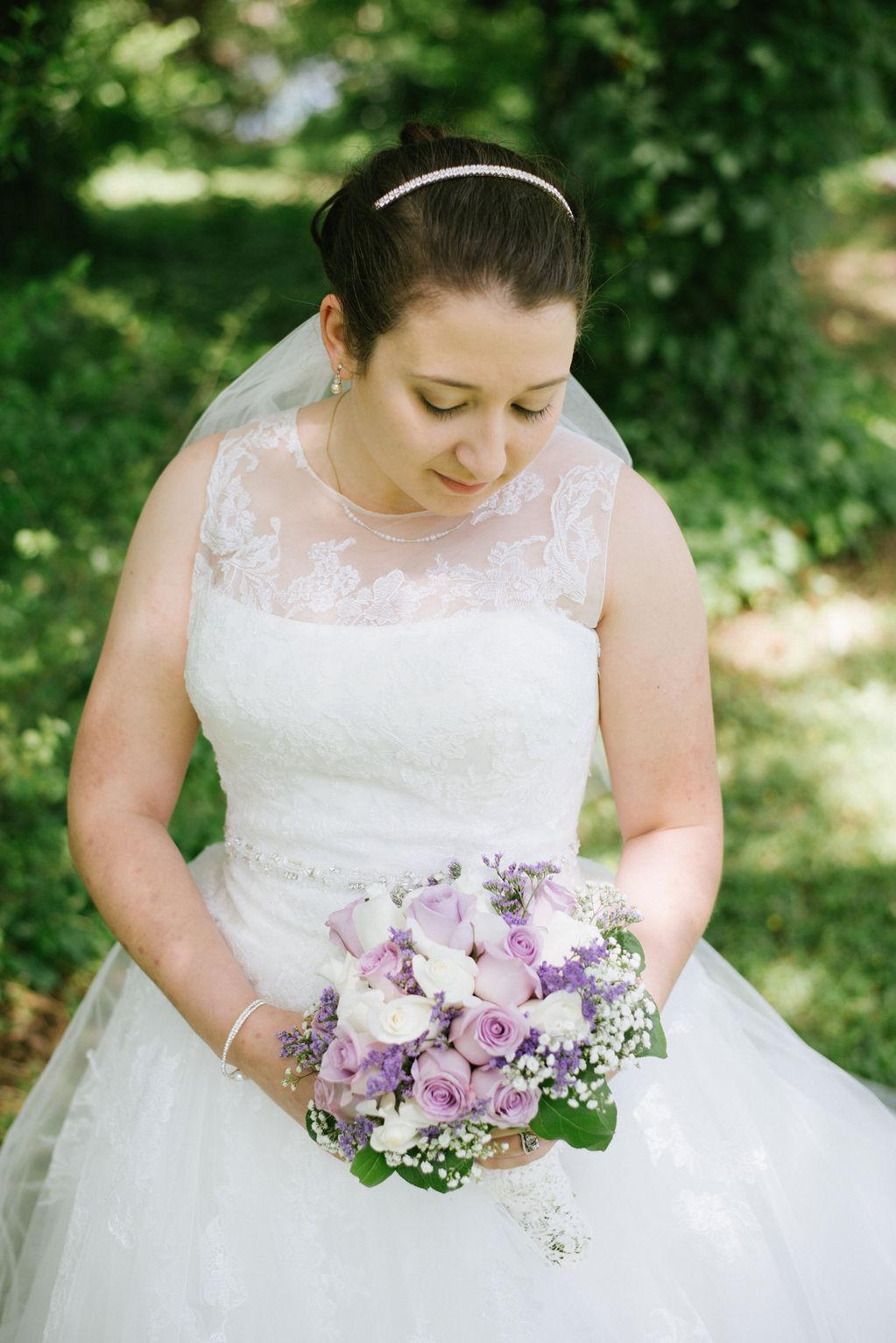 Hampton Roads Virginia Beach Spring Wedding Photographers Bridal Portrait