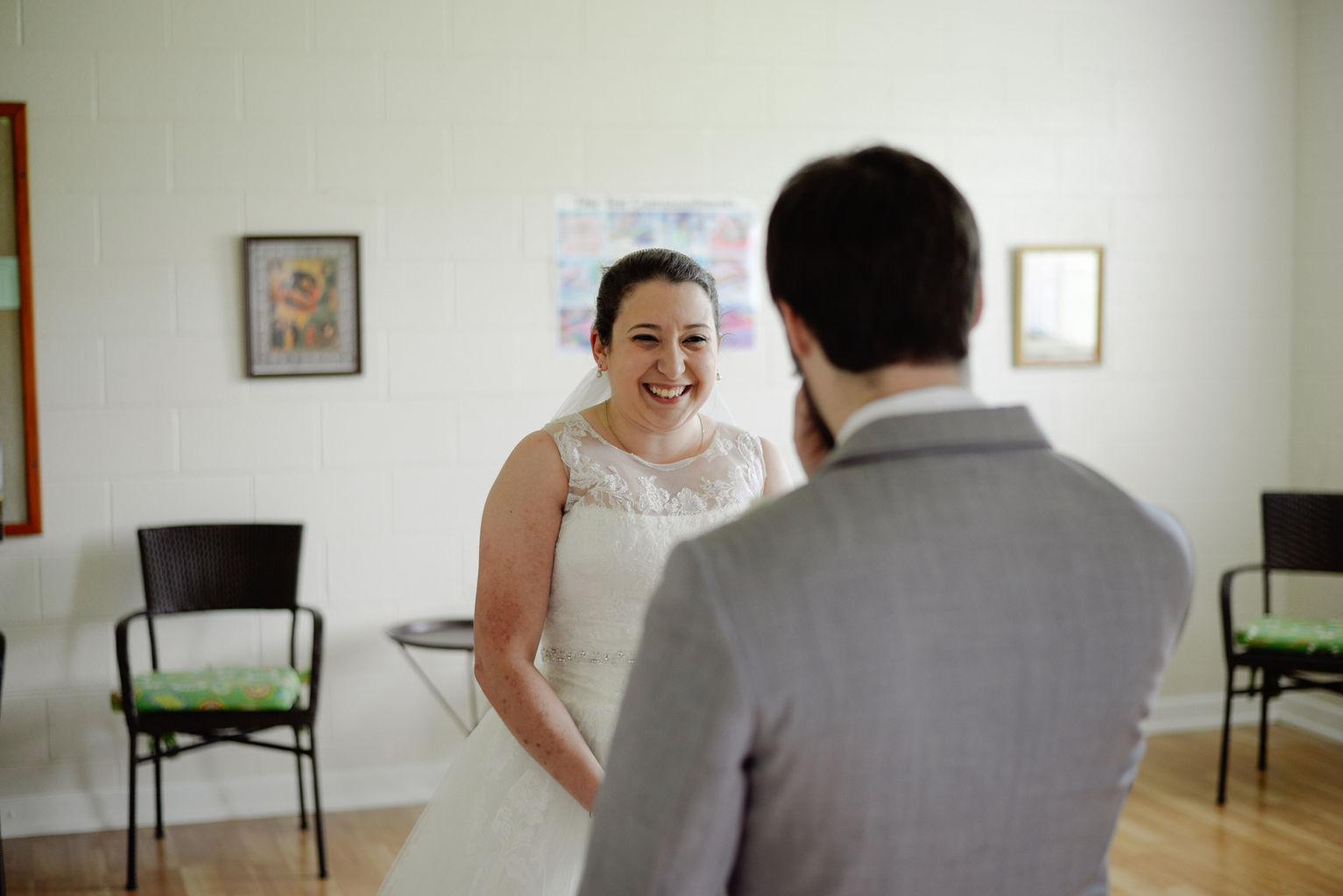 Hampton Roads Virginia Beach Spring Wedding Photographers Grooms Reveal