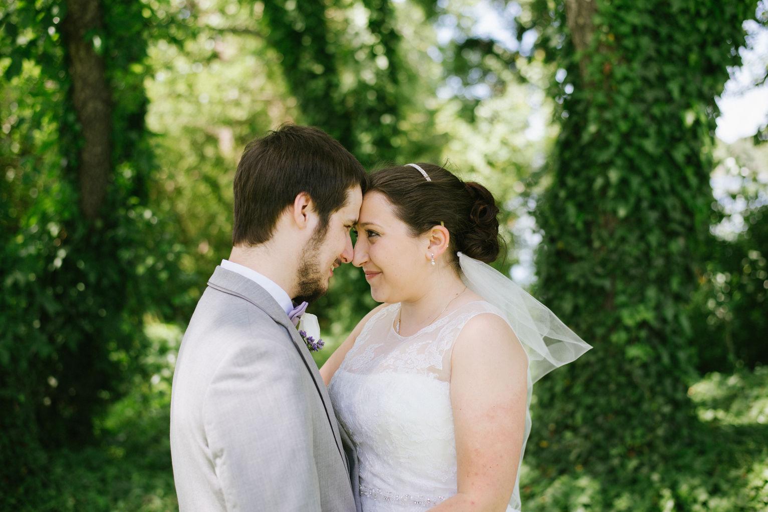 Hampton Roads Virginia Beach Spring Wedding Photographers Married Portraits