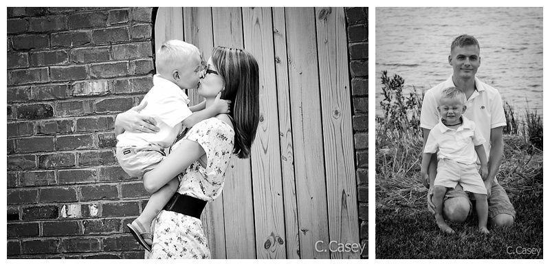 Hampton Roads Virginia Beach Family Portrait Photographer