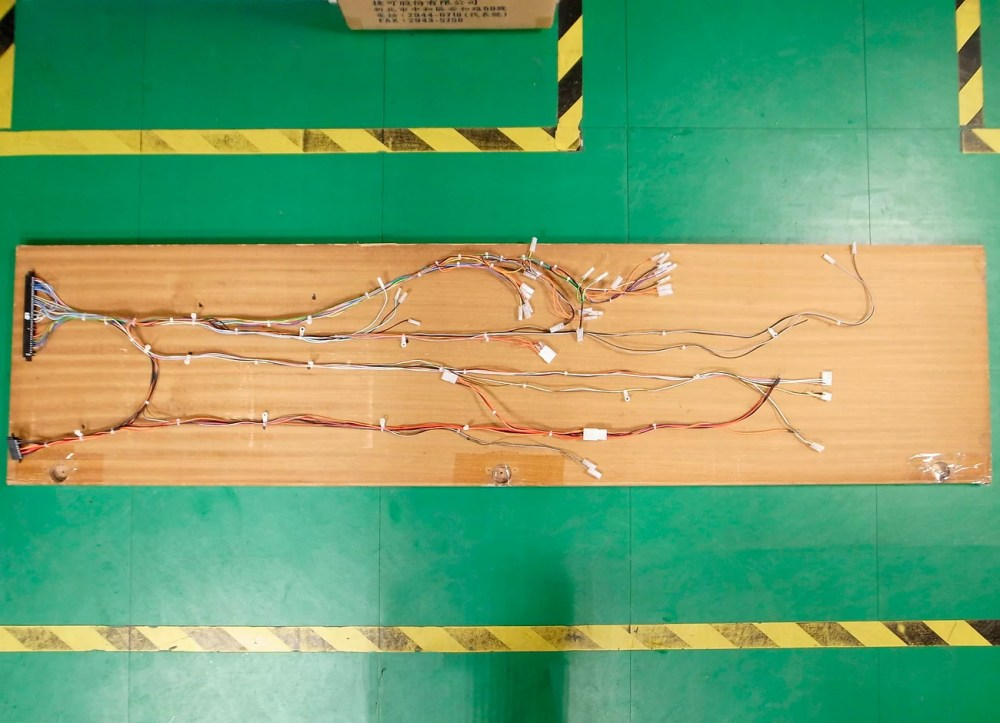 medium resolution of wire harness production