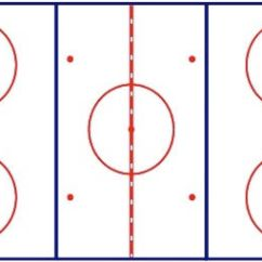 Nhl Hockey Rink Diagram Printable Building Electrical Installation Wiring Air Free For You Images Gallery