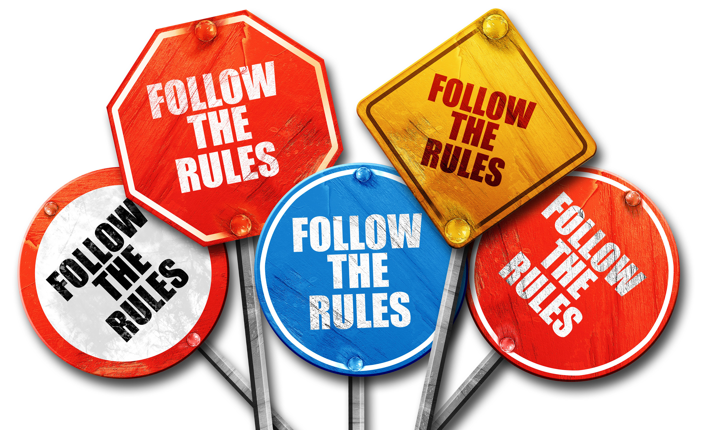 How To Follow Your Day Trading Rules