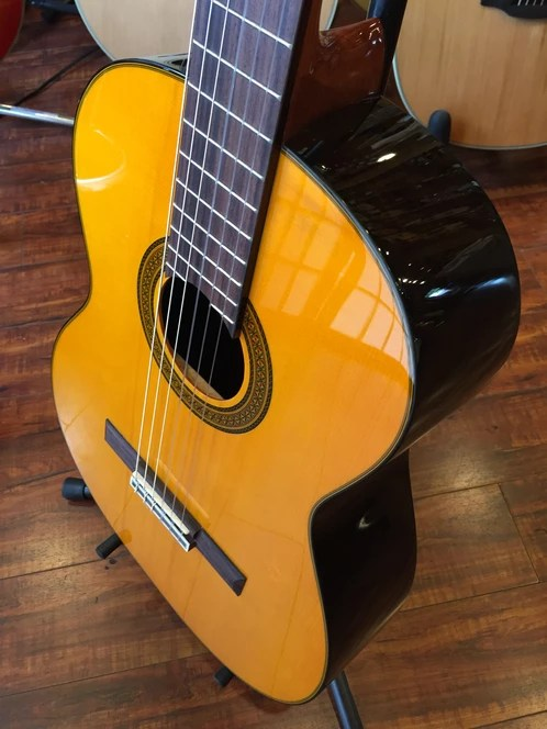classical guitar chair renting chairs and tables takamine gc5 natural nylon string excellent step up