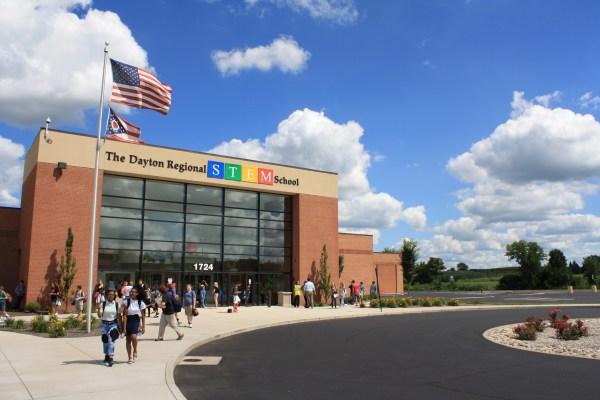 Dayton Regional Stem School Home