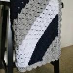 Corner To Corner Baby Blanket Pattern